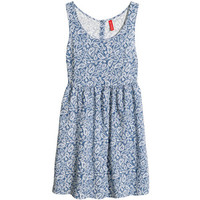 H&M Patterned dress