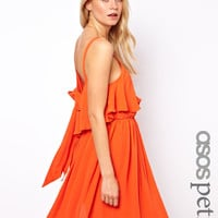 ASOS PETITE Sundress with Bow Back