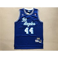 La Lakers #44 Jerry West Retro Swingman Jersey | Best Deal Online