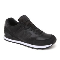New Balance 574 Stealth Shoes - Mens Shoes - Black