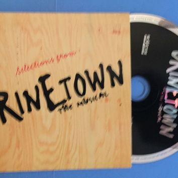 Urinetown Promotional Broadway CD