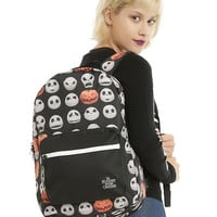 The Nightmare Before Christmas Jack & Jack-O-Lantern Backpack
