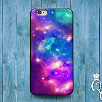 Cute Pink Purple Blue Galaxy Space Case Cover iPod iPhone Cool Pretty Gorgeous