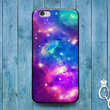 Cute Pink Purple Blue Galaxy Space Case Cover iPod iPhone 4 4s 5 5s 5c 6 Plus +