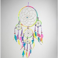 Rainbow Dream Catcher - Spencer's