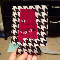 Alabama koozie by BbsMonograms on Etsy