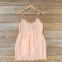 Salted Peach Dress