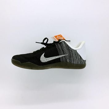 kobe 11 elite black  number 2