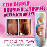 Maxicurve Butt Enhancement Cream