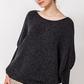 Our Love Sweater - Black