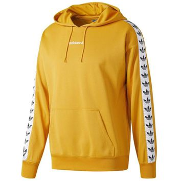 Trendsetter  Adidas Couple Fashion Cotton Top Sweater Hoodie