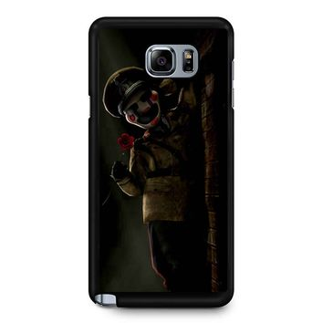 Five Nights At Freddy S General Marionette Samsung Galaxy Note 5 Case