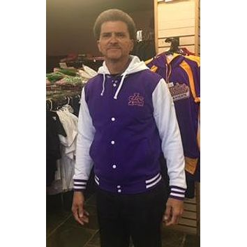 St. Augustine High School Cotton Letterman Jacket