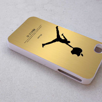 jordan gold apple case for iPhone 4/4s/5/5s/5c/6/6+ case,iPod Touch 5th Case,Samsung Galaxy s3/s4/s5/s6Case, Sony Xperia Z3/4 case, LG G2/G3 case, HTC One M7/M8 case