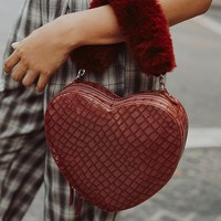 Marilyn Purse (Burgundy)