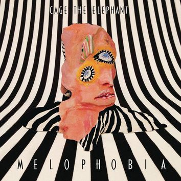 Cage The Elephant ‎– Melophobia LP