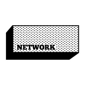Network - Office Quote Wall Decals