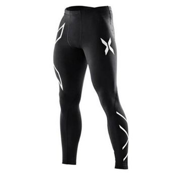 Skinny Crossfit Compression Speed Trouser Pants