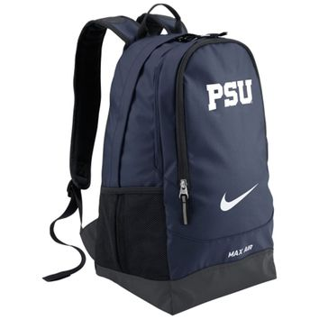 Nike Penn State Nittany Lions Large Training Backpack - Navy Blue