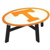 Fan Creations University of Tennessee Coffee Table - C0518-Tennessee - Accent Tables - Decor