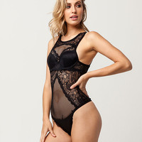 Lace Push Up Bodysuit | Bralettes BOGO 50% Off