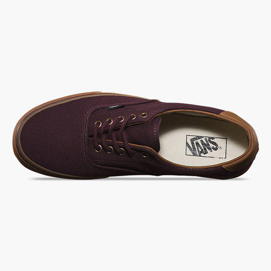 Vans C L Era 59 Mens Shoes Winetasting Gum In Sizes db5b2525b