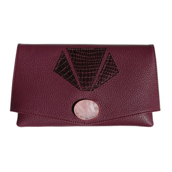 Gaya Art Deco Clutch Bag