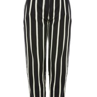 Stripe Mensy Trousers | Topshop