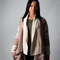 MOCHA TAUPE SWEATER
