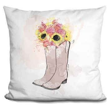 Cowgirl Pillow