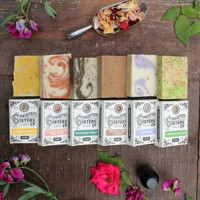 Spinster Sisters Bath Soap | 6 Choices