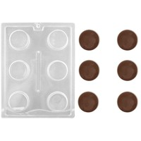 Cookie Coating Chocolate Mold