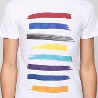 Paint Strokes Tee - Urban Outfitters
