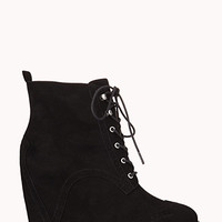 Forever Cool Brogue Booties
