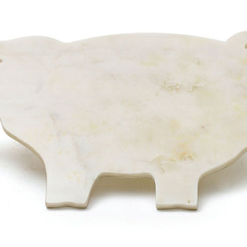 Pig Marble Cheeseboard, Cheese Boards & Cheese Board Sets