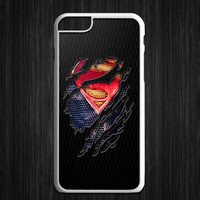 Clark kent Ripped Torn cloth for iPhone 4/4s/5/5s/5c/6/6+, iPod, Samsung Galaxy S3/S4/S5/S6, HTC One, Nexus *AR*