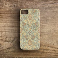 Art nouveau iPhone 4 case, western iPhone 5 case Victorian iPhone 4s case, iphone 4 cover, gift, case for iphone 4, Damask iphone /c35