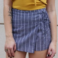 """Cross My Heart"" Wrap Skort"