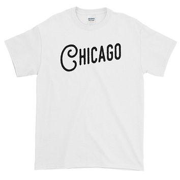 Chicago Illinois Short sleeve t-shirt