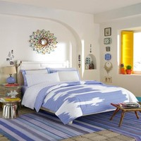 Teen Vogue Ikat Bedding Comforter Set, Blue - Walmart.com