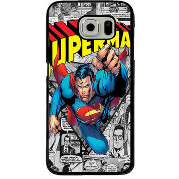Superman TPU+PC Case For Samsung Galaxy S7