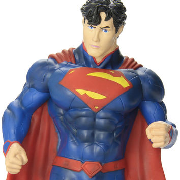 DC Comics Superman The New 52 Bust Bank