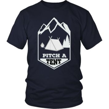 Pitch a Tent - Men's Tee