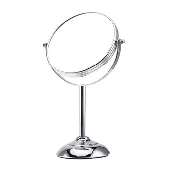 6 Inch 10x Magnification Circular Makeup Mirror