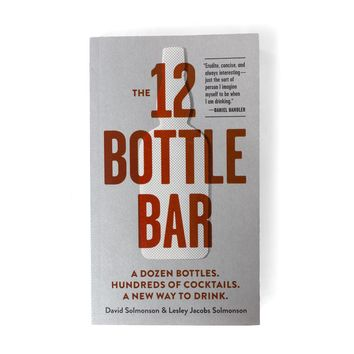 David Solmonson and Lesley Jacobs Solmonson The 12 Bottle Bar | Bespoke Post
