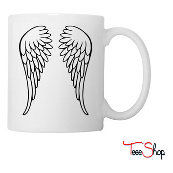 Wings Coffee & Tea Mug