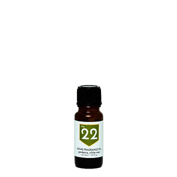 No. 22 Gardenia White Rose Home Fragrance Diffuser Oil