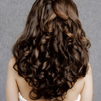 hair curled - Google Search