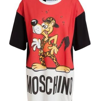 MOSCHINO | Oversized Cheetos T-shirt | Browns fashion & designer clothes & clothing