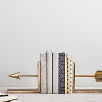 The Emily & Meritt Arrow Bookend